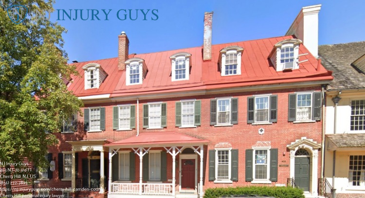 personal injury lawyers in Cherry Hill, New Jersey near museum